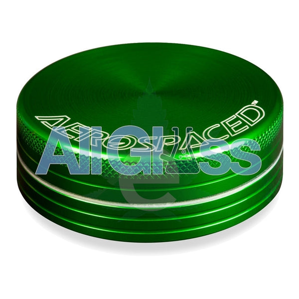 AEROSPACED 2 Piece Grinders , July Sale,Grinders - VapeWorld, eCannabis Shop  - 2