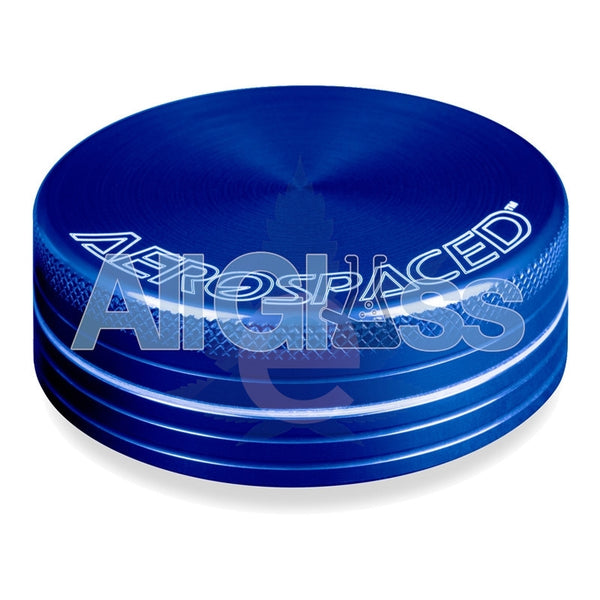 AEROSPACED 2 Piece Grinders , July Sale,Grinders - VapeWorld, eCannabis Shop  - 3