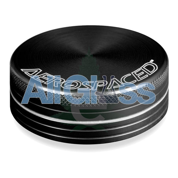 AEROSPACED 2 Piece Grinders , July Sale,Grinders - VapeWorld, eCannabis Shop  - 4