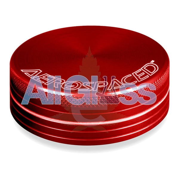 AEROSPACED 2 Piece Grinders , July Sale,Grinders - VapeWorld, eCannabis Shop  - 5