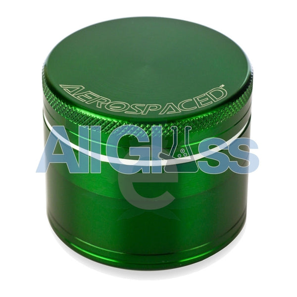AEROSPACED 4 Piece Grinder/Sifter with Removable Screen , July Sale,Grinders - VapeWorld, eCannabis Shop  - 1