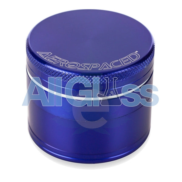 AEROSPACED 4 Piece Grinder/Sifter with Removable Screen , July Sale,Grinders - VapeWorld, eCannabis Shop  - 2