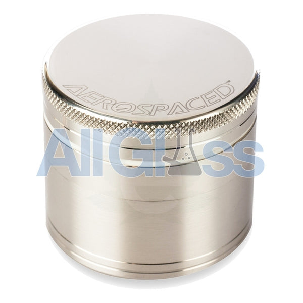 AEROSPACED 4 Piece Grinder/Sifter with Removable Screen , July Sale,Grinders - VapeWorld, eCannabis Shop  - 4