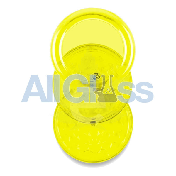 AEROSPACED Acrylic 3 Piece Grinder / Storage Case - Transparent , July Sale,Grinders - VapeWorld, eCannabis Shop  - 17