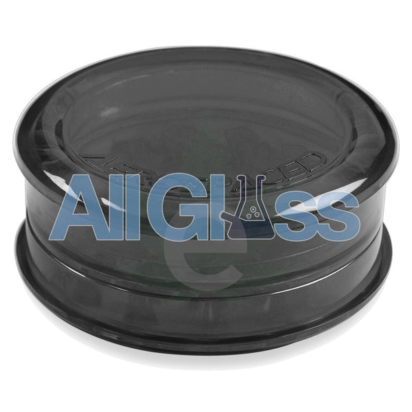 AEROSPACED Acrylic 3 Piece Grinder / Storage Case - Transparent