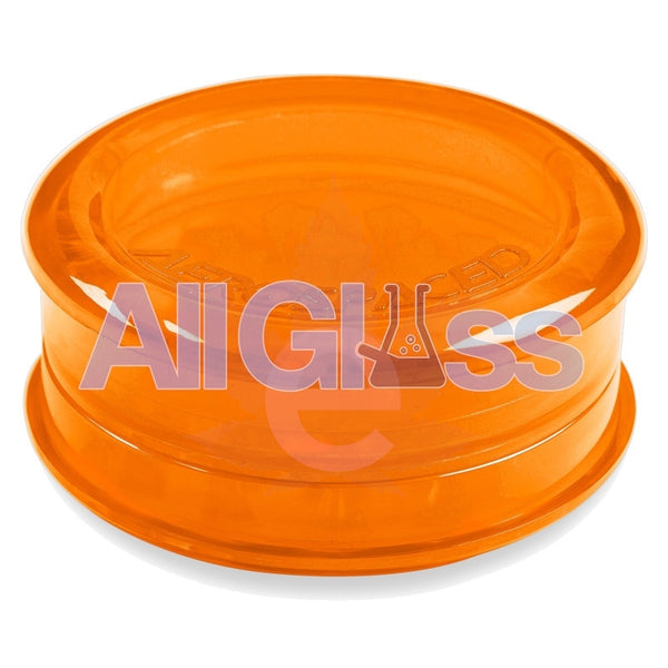 AEROSPACED Acrylic 3 Piece Grinder / Storage Case - Transparent , July Sale,Grinders - VapeWorld, eCannabis Shop  - 3