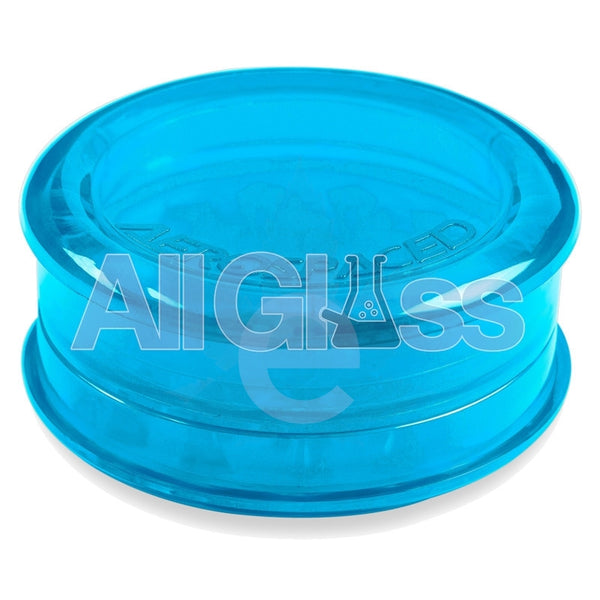 AEROSPACED Acrylic 3 Piece Grinder / Storage Case - Transparent , July Sale,Grinders - VapeWorld, eCannabis Shop  - 4