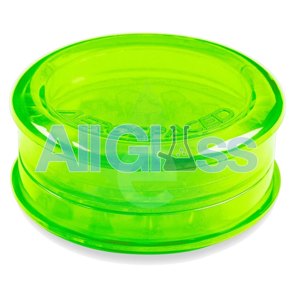 AEROSPACED Acrylic 3 Piece Grinder / Storage Case - Transparent , July Sale,Grinders - VapeWorld, eCannabis Shop  - 6