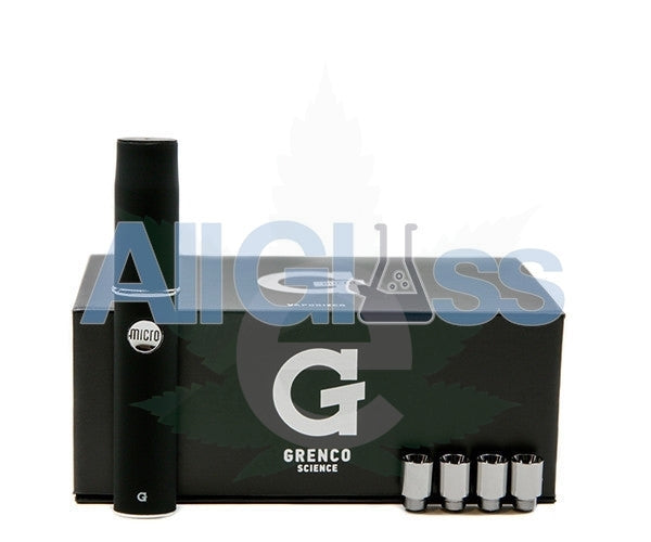 Grenco Science microG Vaporizer™ , Vaporizers,July Sale,Oil Pens / Concentrate Vaporizers,Grenco Science - VapeWorld, eCannabis Shop  - 2