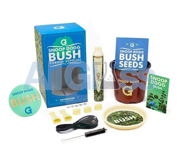 Grenco Science Snoop Dogg BUSH | G Pro Vaporizer™ , Vaporizers,July Sale,Flower Vaporizers / Dry Herb Pens,Grenco Science - VapeWorld, eCannabis Shop  - 12