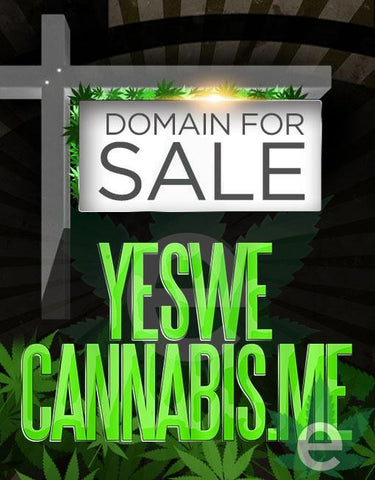 YESWECANNABIS.ME , Domains & Websites - eCann, Inc., eCannabis Shop