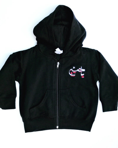 Ya Hussain Toddler Zip-Up