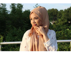Satin Silk Hijab
