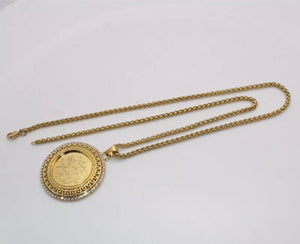 Allah Gold Necklace