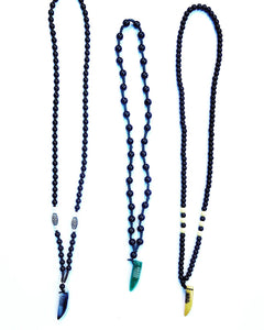 Quran 2-Verse Bead Necklace