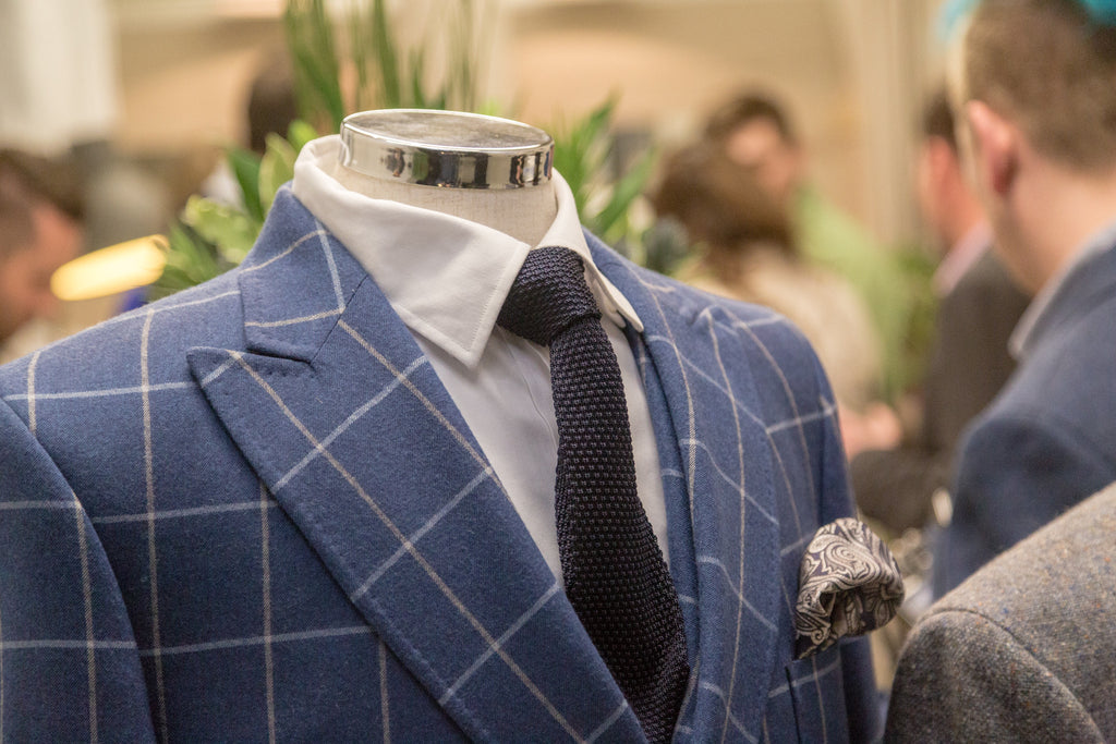 Casa Pavone Launches Partnership with Braddon Tailors