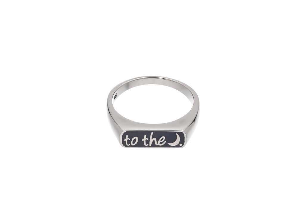 the to the moon star ring