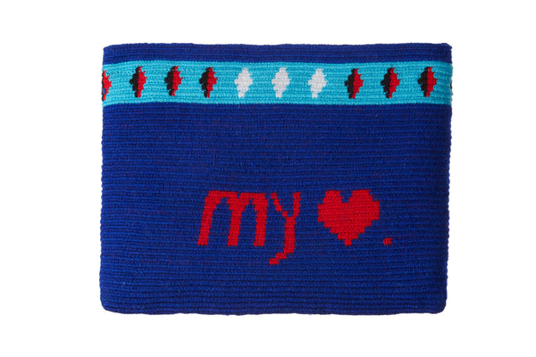 the my love clutch
