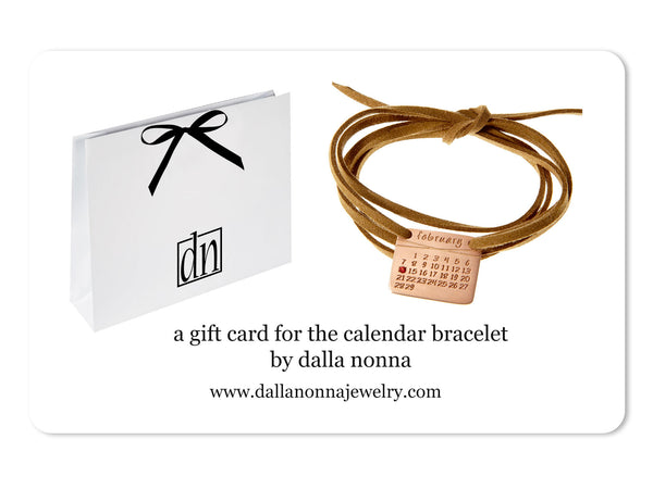 the dalla nonna gift card
