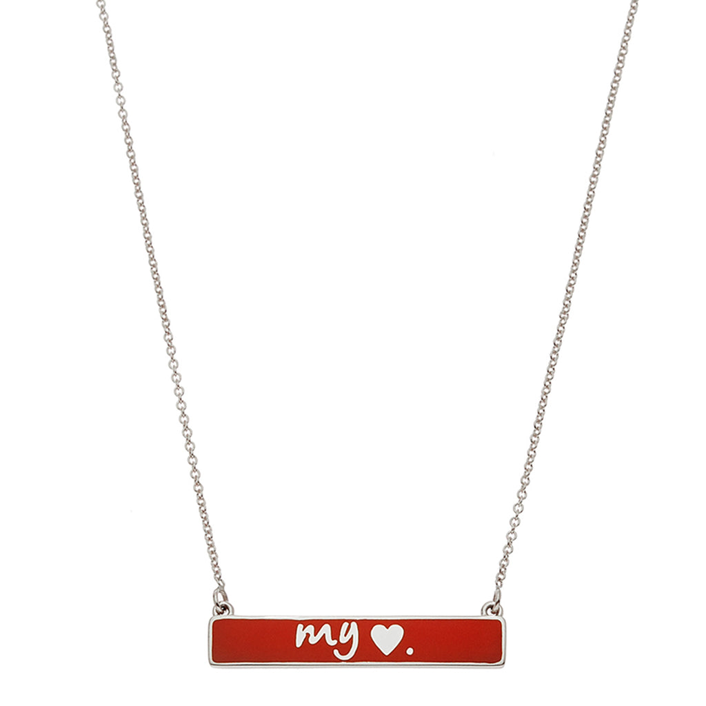 the my love necklace