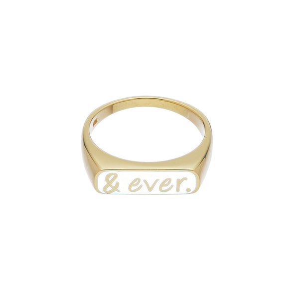 the & ever ring