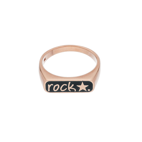 the rock star ring