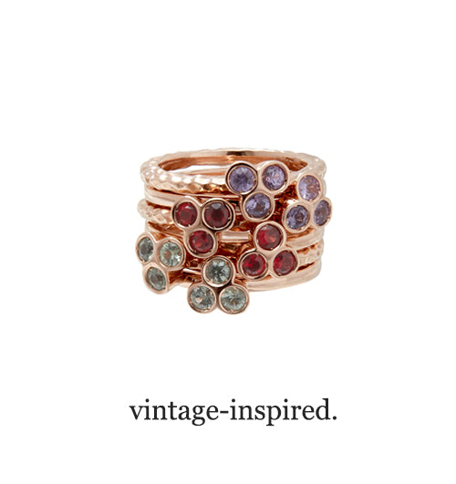 portafortuna stacking ring