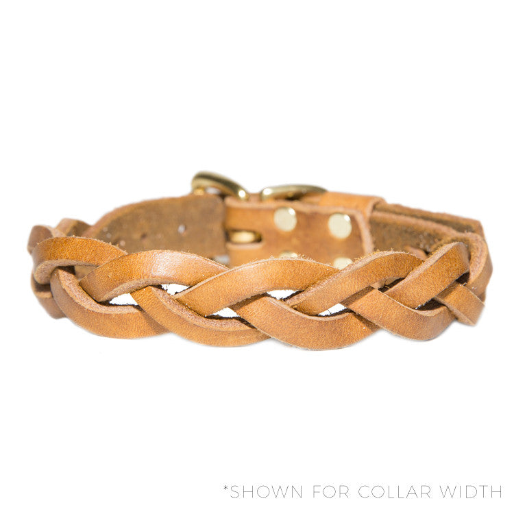"HC Signature - 1/2"" Braided Collars"