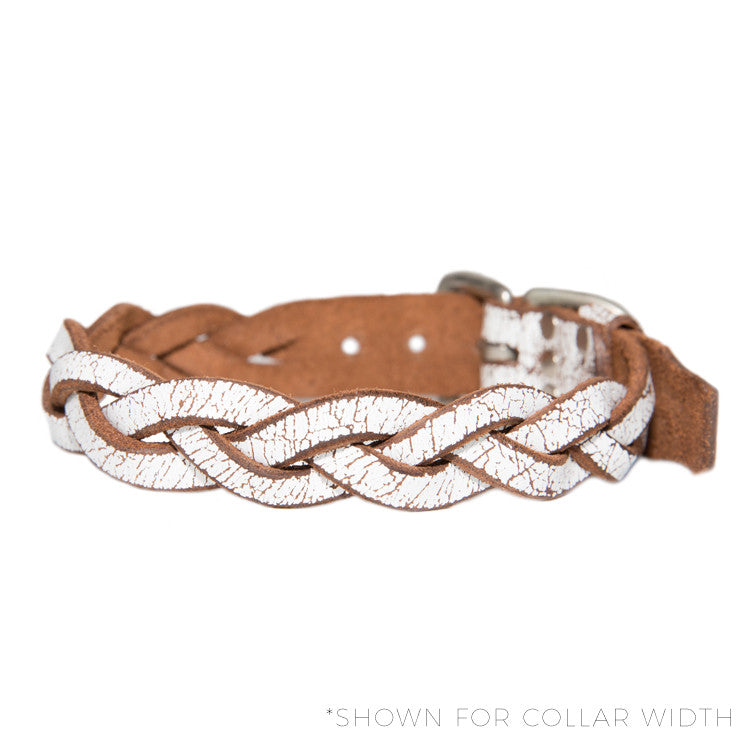 "HC Signature - 3/4"" Braided Collars"