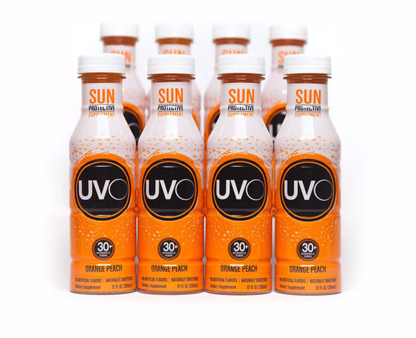 8 UVO Bottles (12 oz each bottle)