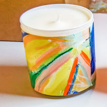 Load image into Gallery viewer, ORIGINAL FINE ART CANDLE:  ONE