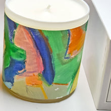 Load image into Gallery viewer, ORIGINAL FINE ART CANDLE:  THREE
