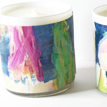 Load image into Gallery viewer, ORIGINAL FINE ART CANDLE:  FOUR: AVAILABLE VIA GALLERY