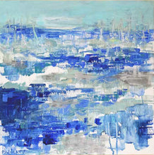 Load image into Gallery viewer, All At Sea. Original Painting: The Water Collection