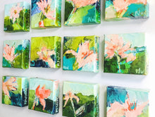 Load image into Gallery viewer, Mini Floral Painting