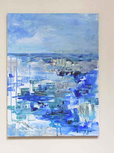 Awash. Original Painting: The Water Collection