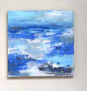 Beached. Original Painting: The Water Collection AVAILABLE THROUGH GALLERY