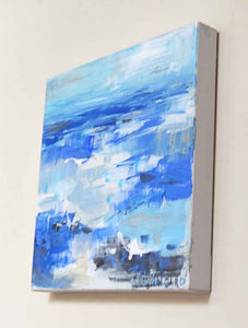 Beached. Original Painting: The Water Collection