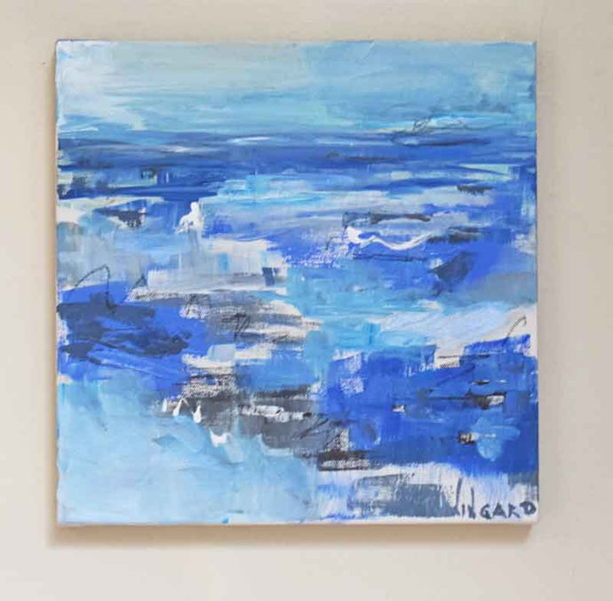 Original Painting: The Water Collection