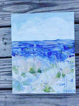 Load image into Gallery viewer, Drifting Along. Original Painting: Changing Tides Collection VAILABLE THROUGH GALLERY