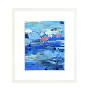 'I Love the Water' Fine Art Print on Heavyweight Archival Watercolor Paper