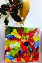 Load image into Gallery viewer, 'LOVED' HAND PAINTED CHRISTMAS ORNAMENT