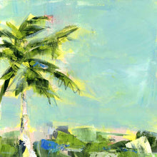 Load image into Gallery viewer, 'Hello Gorgeous' Original Painting: Palm Tree Collection