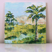 Load image into Gallery viewer, Palm Springs Getaway. Original Painting: Palm Tree Collection