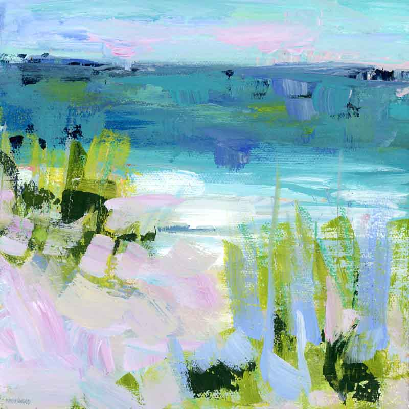 By the Sea. Original Painting: By the Sea Collection