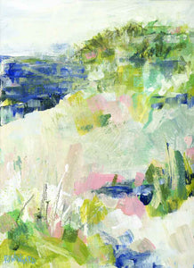 Southern Spring. Original Painting: Wanderlust Collection