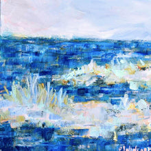 Load image into Gallery viewer, Time to Think. Original Painting: Let's Go to the Tropics