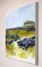 Load image into Gallery viewer, Seabrook View. Original Painting: Wanderlust Collection AVAILABLE THROUGH GALLERY