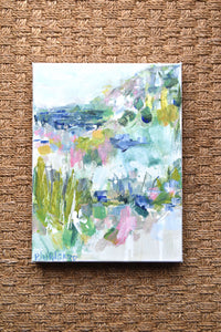 Southern Summer. Original Painting: Wanderlust Collection