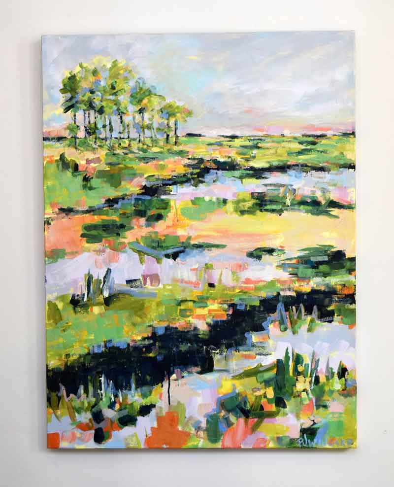 SPRING FEVER: AVAILABLE THROUGH GALLERY